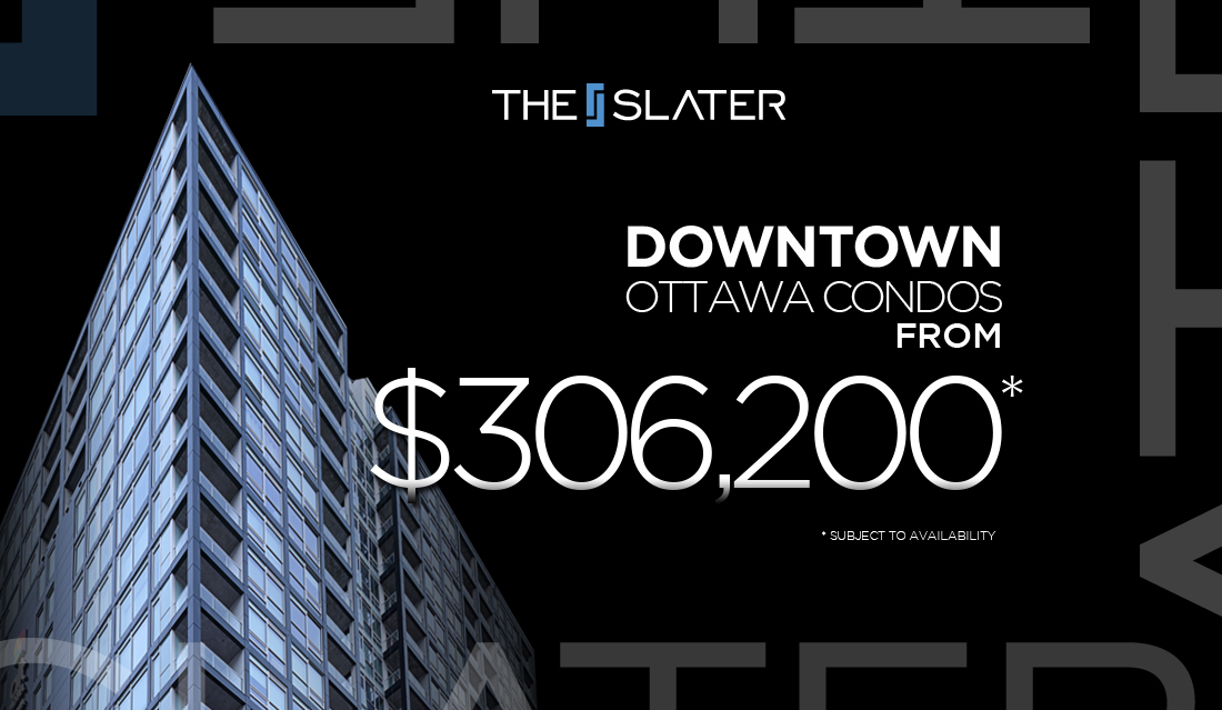 The Slater - From 306,200$